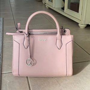 Nine West Baby Pink Handbag